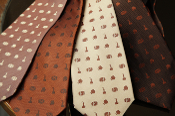 Brandy Library Ties